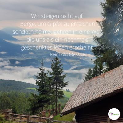 Wandelcoach Week in Oostenrijk Dag 4
